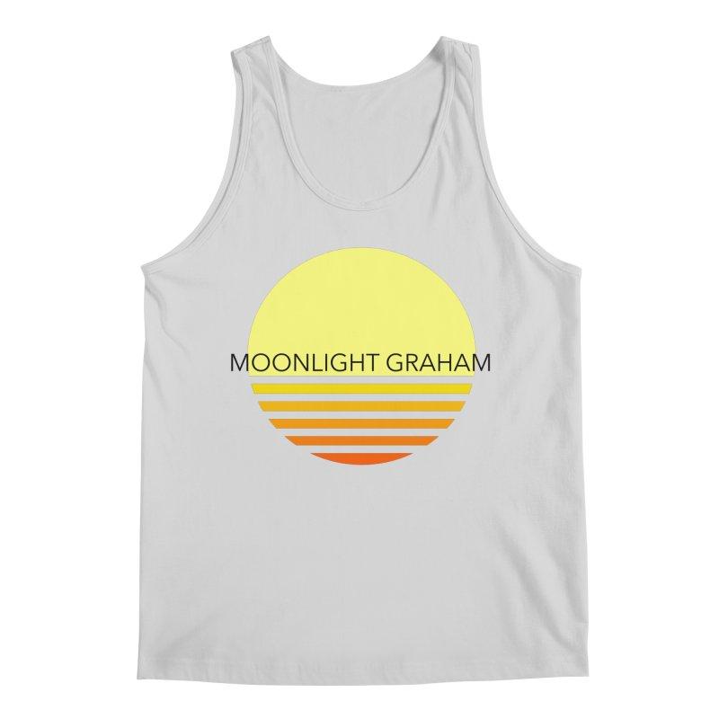 Before The Sun Black Text Men's Regular Tank by moonlightgraham's Artist Shop