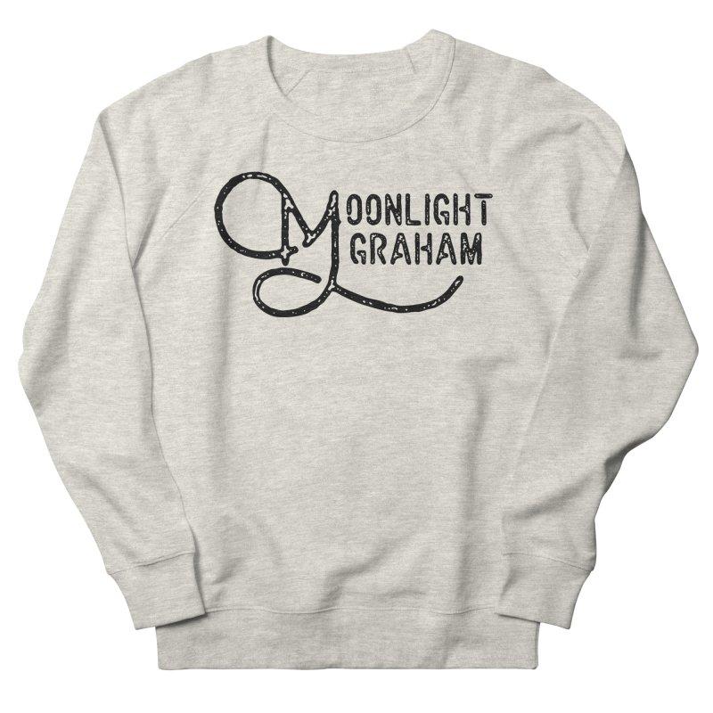 Big M Logo Women's French Terry Sweatshirt by moonlightgraham's Artist Shop