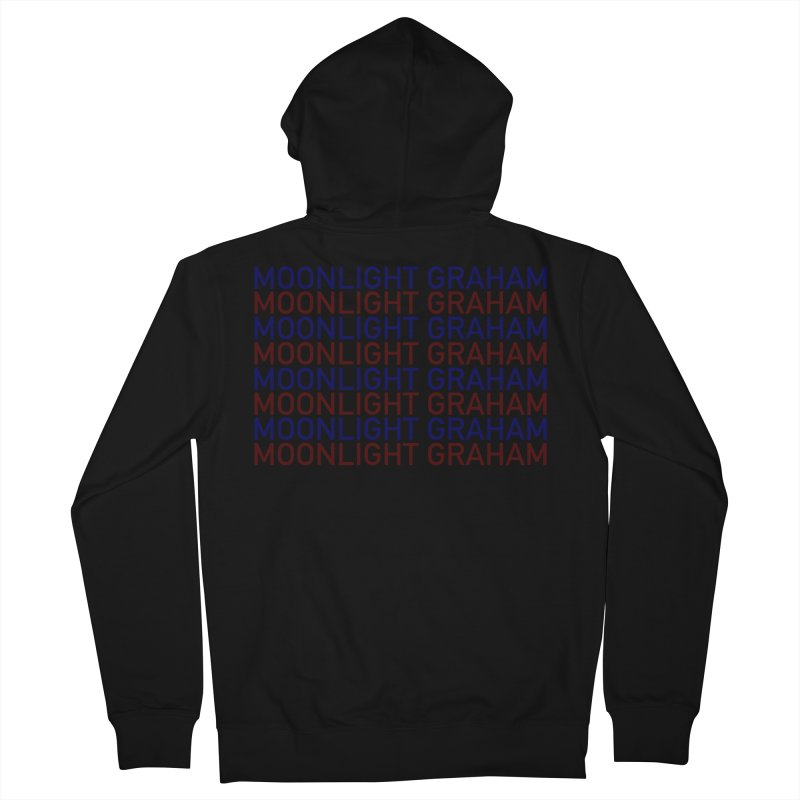 Layers Men's French Terry Zip-Up Hoody by moonlightgraham's Artist Shop