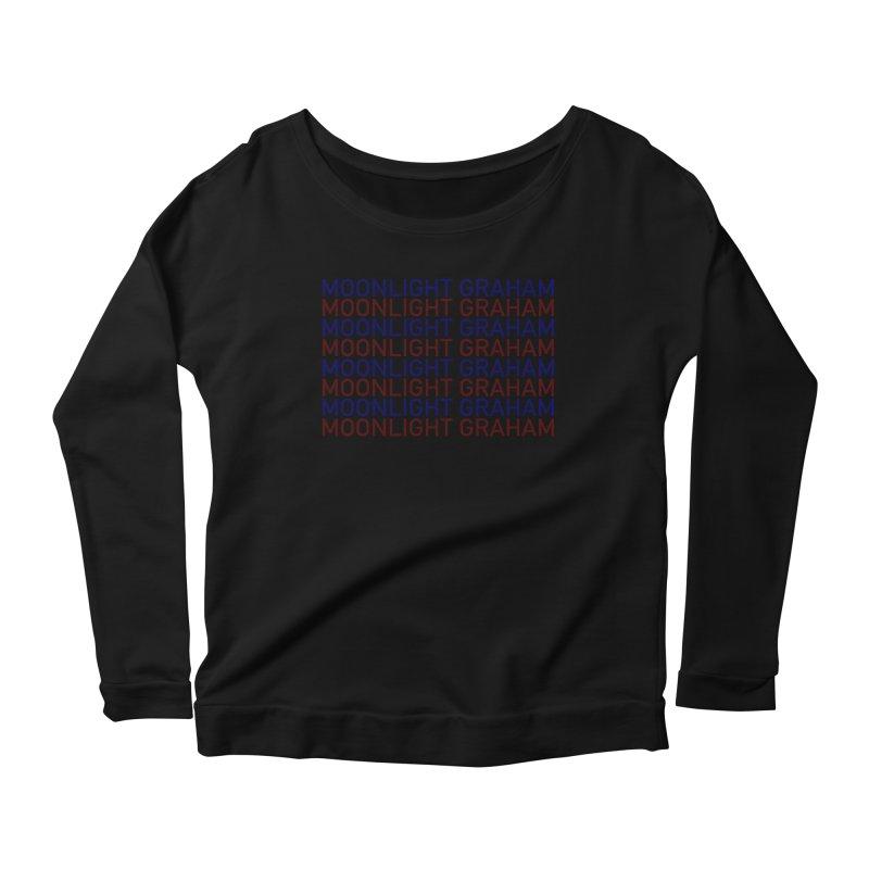 Layers Women's Scoop Neck Longsleeve T-Shirt by moonlightgraham's Artist Shop