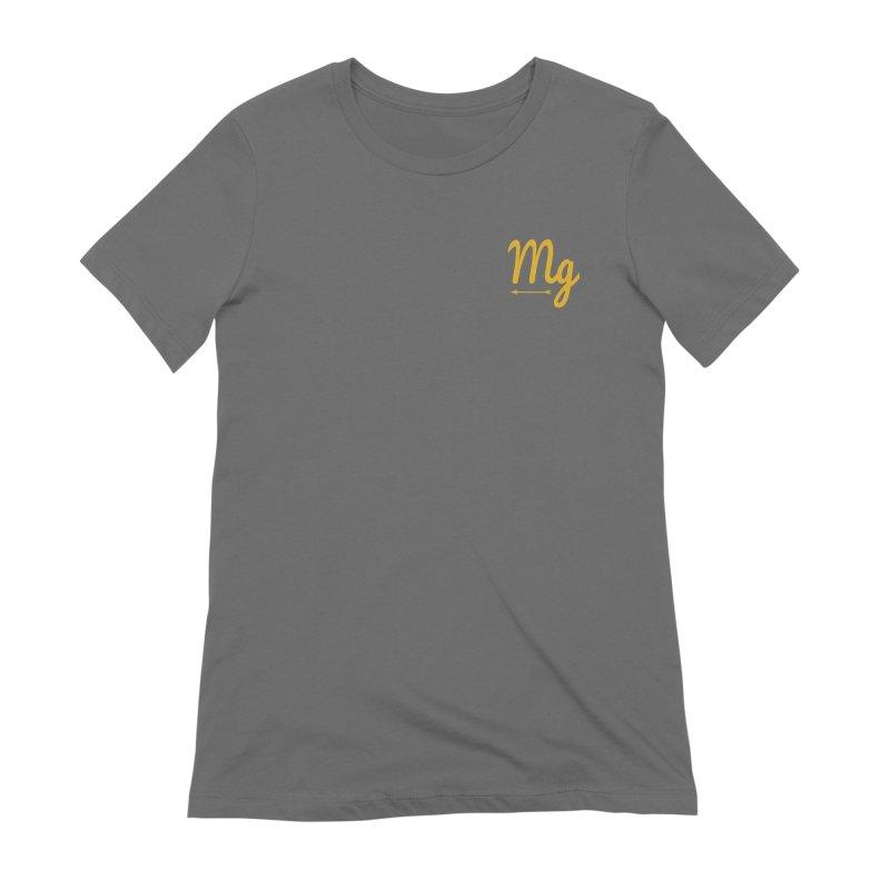 Arrow Women's Extra Soft T-Shirt by moonlightgraham's Artist Shop
