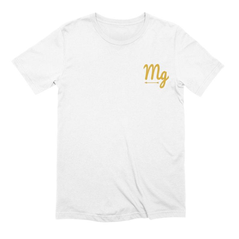 Arrow Men's Extra Soft T-Shirt by moonlightgraham's Artist Shop