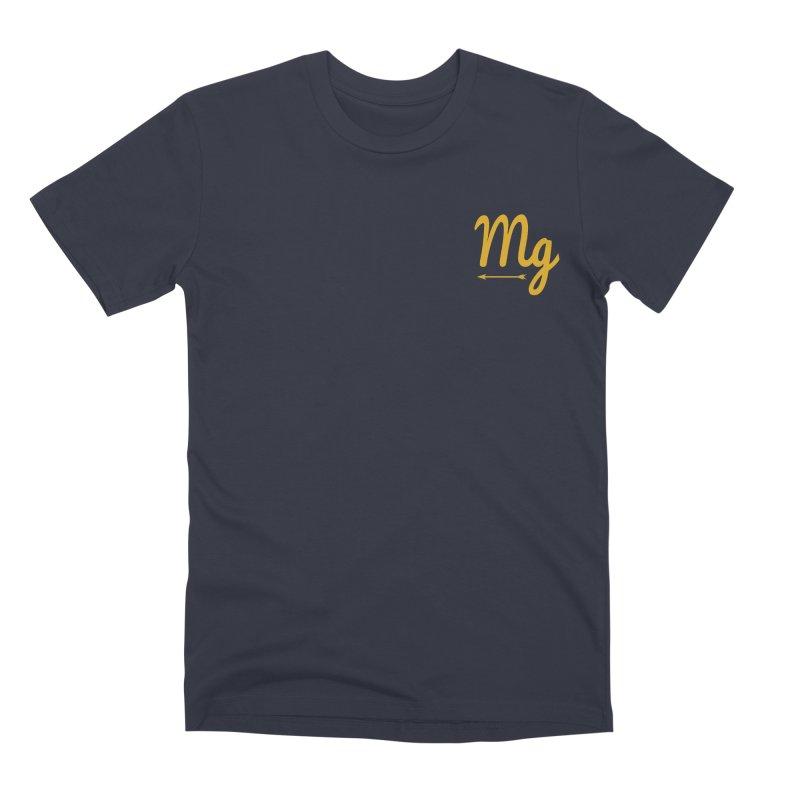 Arrow Men's Premium T-Shirt by moonlightgraham's Artist Shop