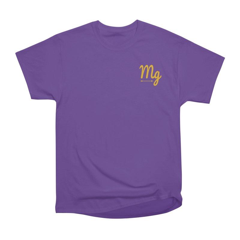 Arrow Men's Heavyweight T-Shirt by moonlightgraham's Artist Shop