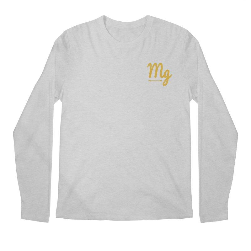 Arrow Men's Regular Longsleeve T-Shirt by moonlightgraham's Artist Shop