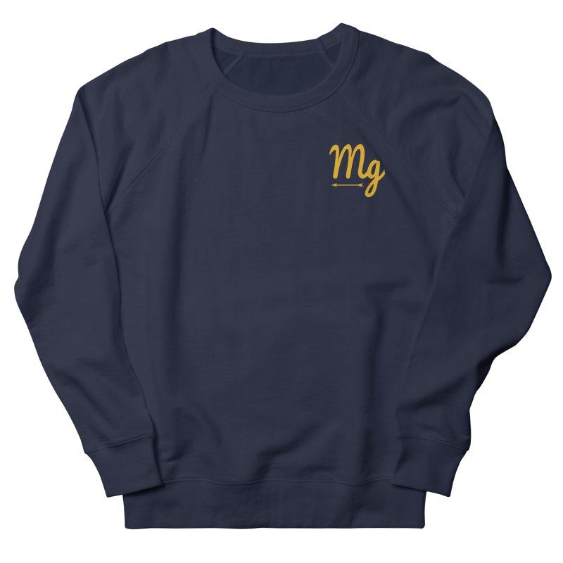 Arrow Men's French Terry Sweatshirt by moonlightgraham's Artist Shop