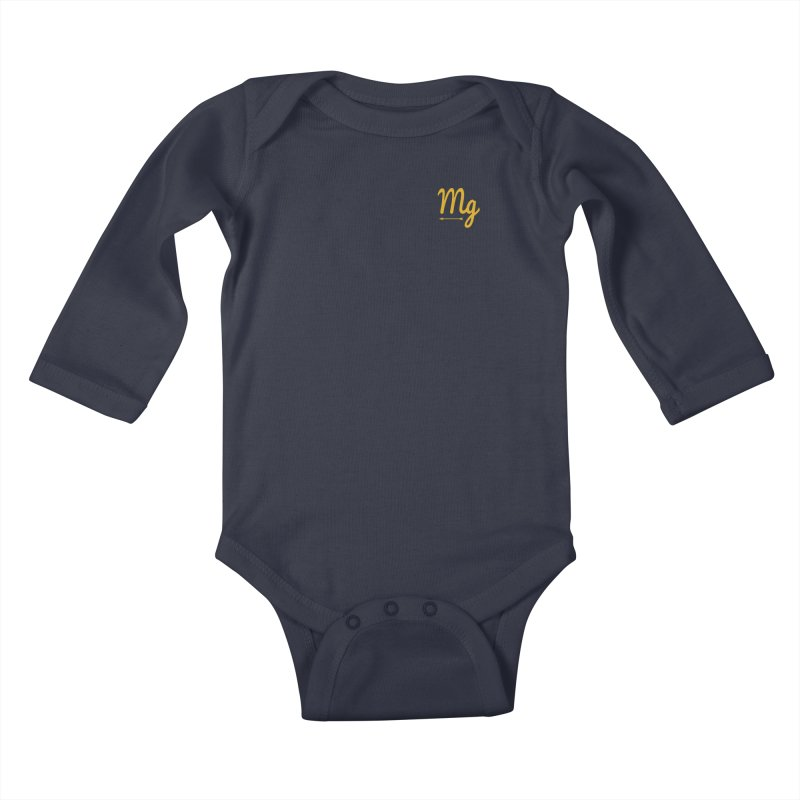 Arrow Kids Baby Longsleeve Bodysuit by moonlightgraham's Artist Shop