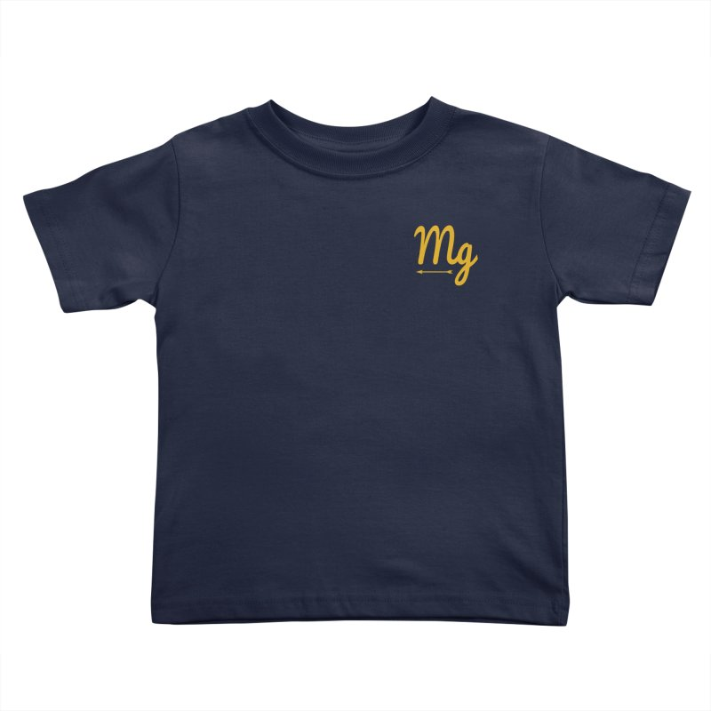 Arrow Kids Toddler T-Shirt by moonlightgraham's Artist Shop