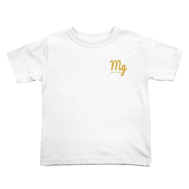 Arrow Kids Toddler T-Shirt by moonlightgraham's Artist Shop