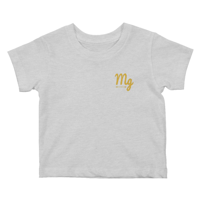 Arrow Kids Baby T-Shirt by moonlightgraham's Artist Shop