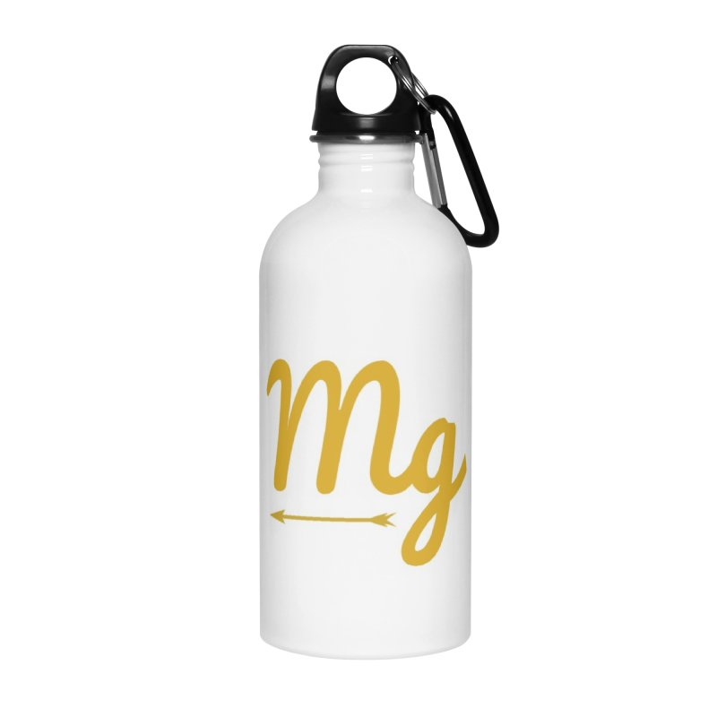 Arrow Accessories Water Bottle by moonlightgraham's Artist Shop