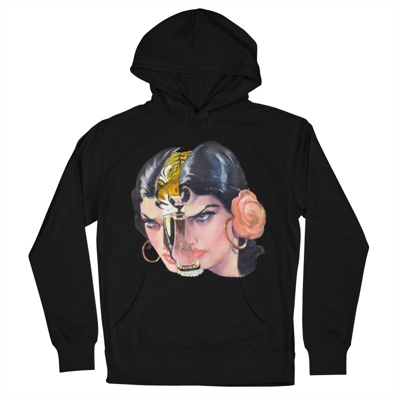 Tigre! Tigre! Men's French Terry Pullover Hoody by Moon Patrol