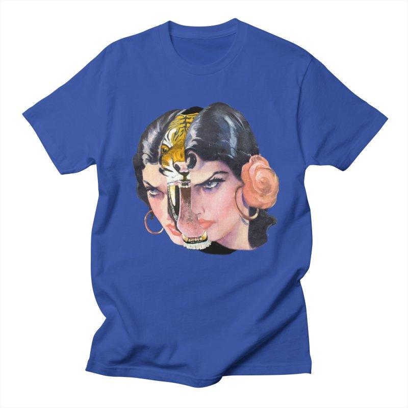 Tigre! Tigre! Men's Regular T-Shirt by Moon Patrol