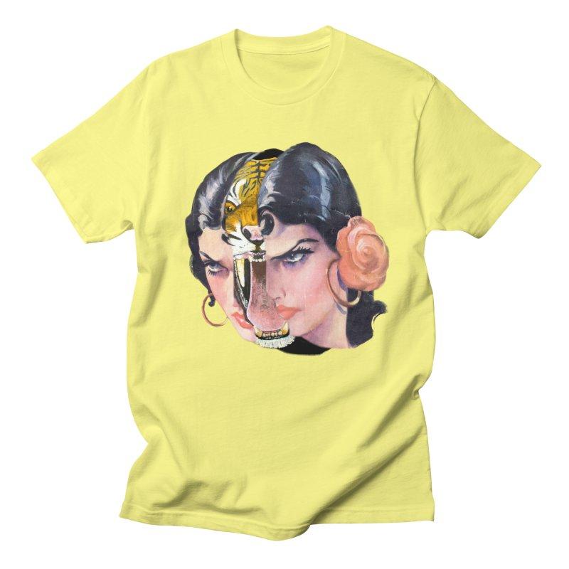 Tigre! Tigre! Men's T-Shirt by Moon Patrol