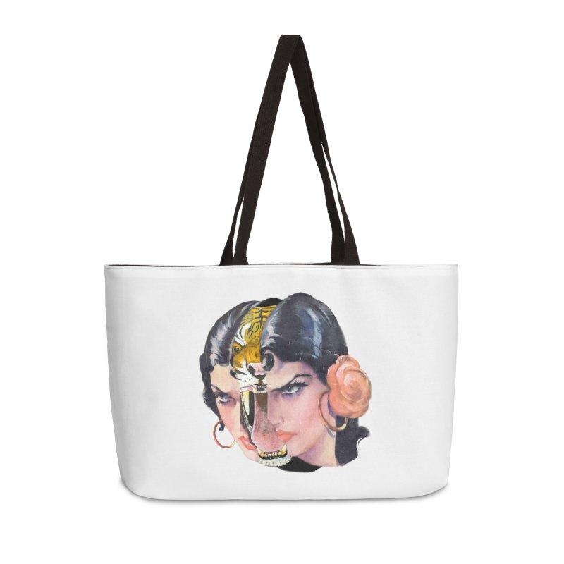 Tigre! Tigre! Accessories Weekender Bag Bag by Moon Patrol