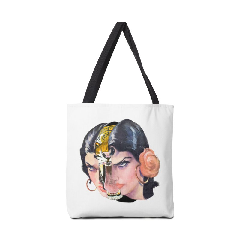 Tigre! Tigre! Accessories Tote Bag Bag by Moon Patrol