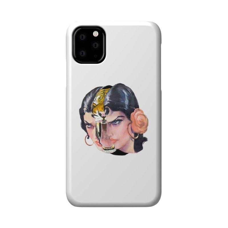 Tigre! Tigre! Accessories Phone Case by Moon Patrol