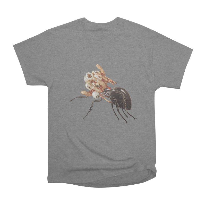 Mutant Ant Men's Heavyweight T-Shirt by Moon Patrol