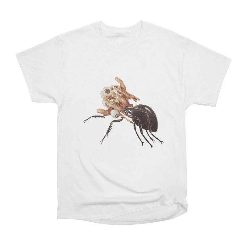Mutant Ant Women's Heavyweight Unisex T-Shirt by Moon Patrol