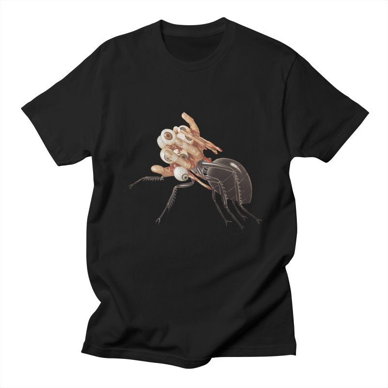 Mutant Ant Men's Regular T-Shirt by Moon Patrol