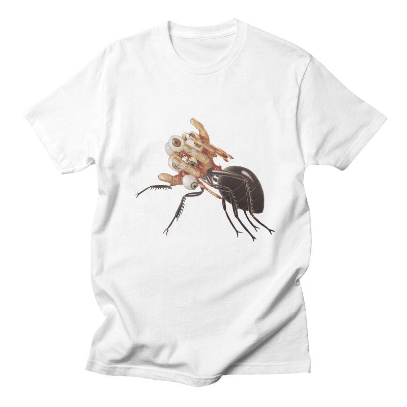 Mutant Ant Women's Regular Unisex T-Shirt by Moon Patrol
