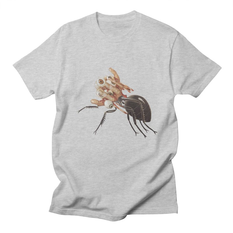 Mutant Ant Women's Regular Unisex T-Shirt by Moon Patrol