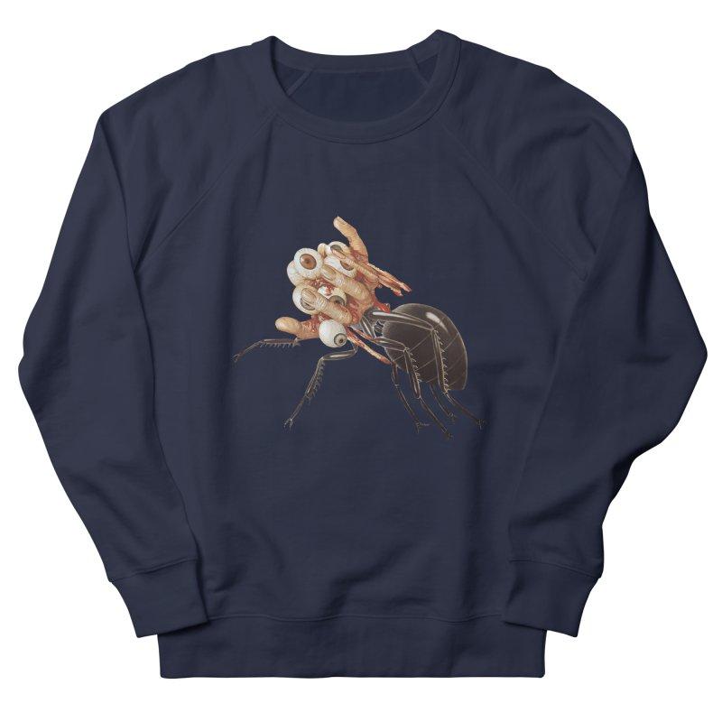 Mutant Ant Women's French Terry Sweatshirt by Moon Patrol