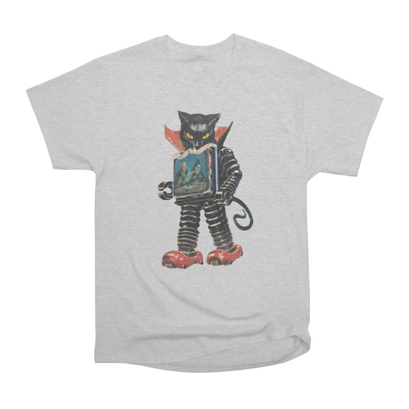 Nightmare Machine Men's Heavyweight T-Shirt by Moon Patrol