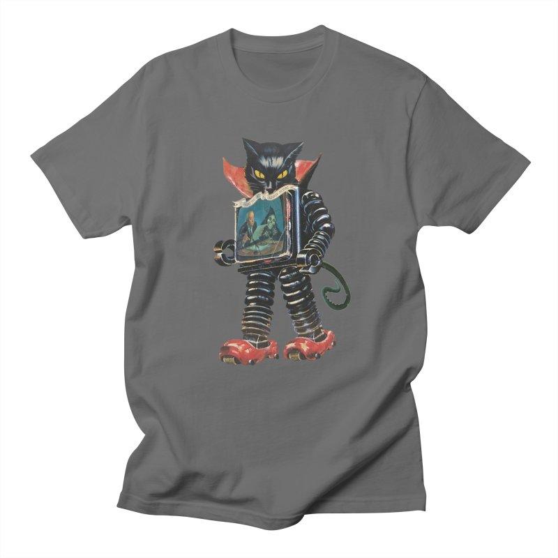 Nightmare Machine Men's T-Shirt by Moon Patrol