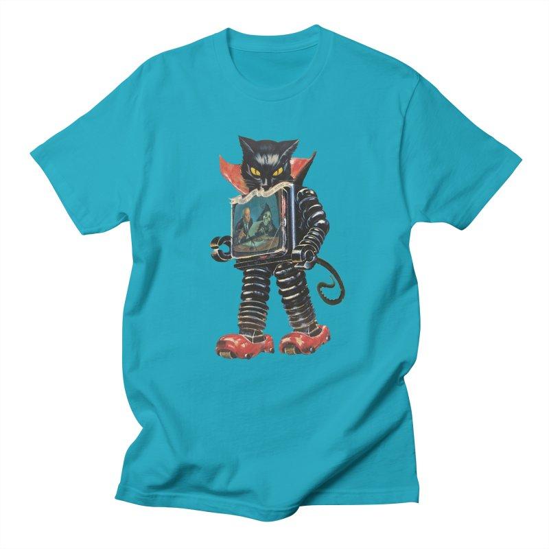 Nightmare Machine Women's Regular Unisex T-Shirt by Moon Patrol