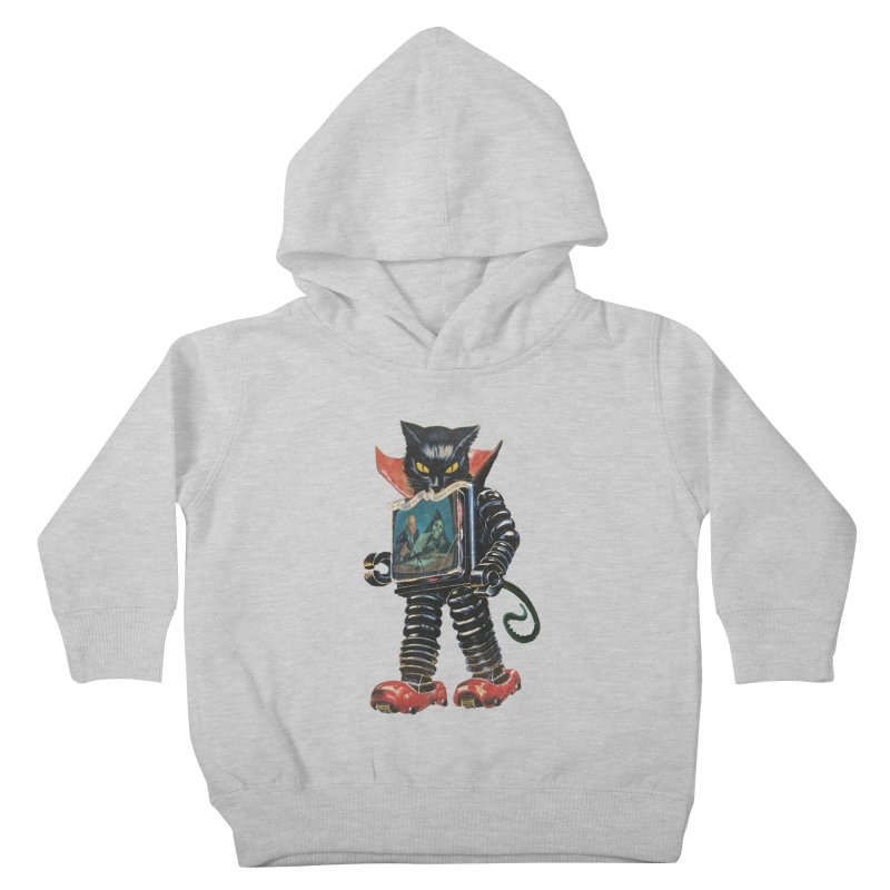 Nightmare Machine Kids Toddler Pullover Hoody by Moon Patrol