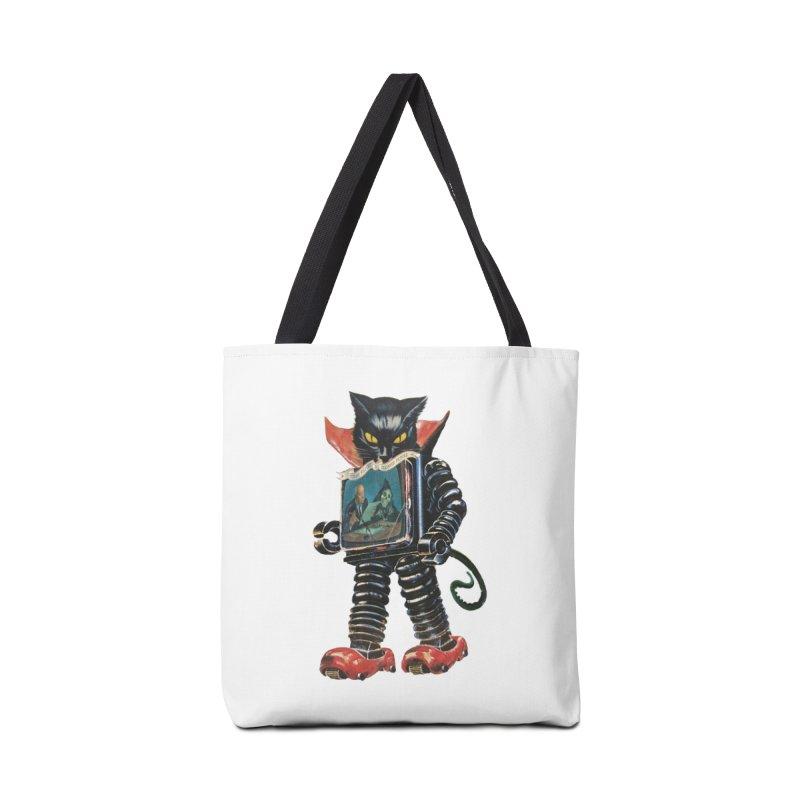 Nightmare Machine Accessories Tote Bag Bag by Moon Patrol