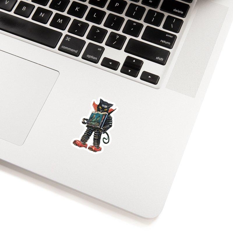Nightmare Machine Accessories Sticker by Moon Patrol