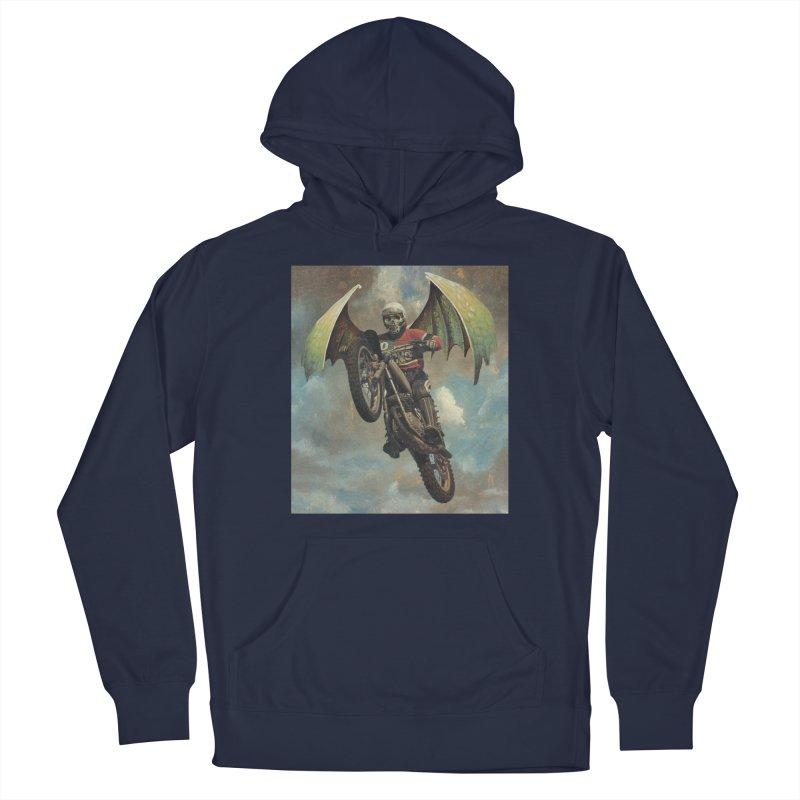 Moto-Reaper Men's Pullover Hoody by Moon Patrol
