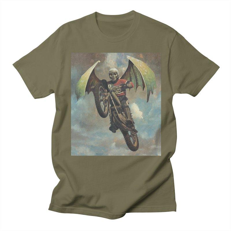 Moto-Reaper Women's Regular Unisex T-Shirt by Moon Patrol