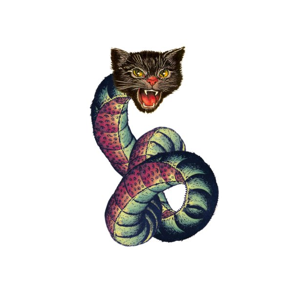 image for Snake-Cat