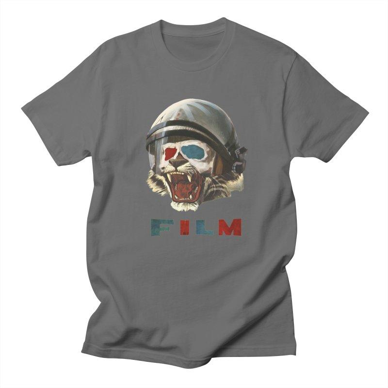 Film Tiger Men's T-Shirt by Moon Patrol