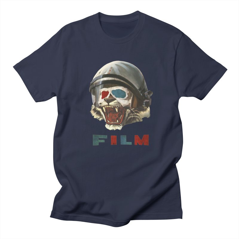 Film Tiger Men's T-Shirt by Moon Patrol