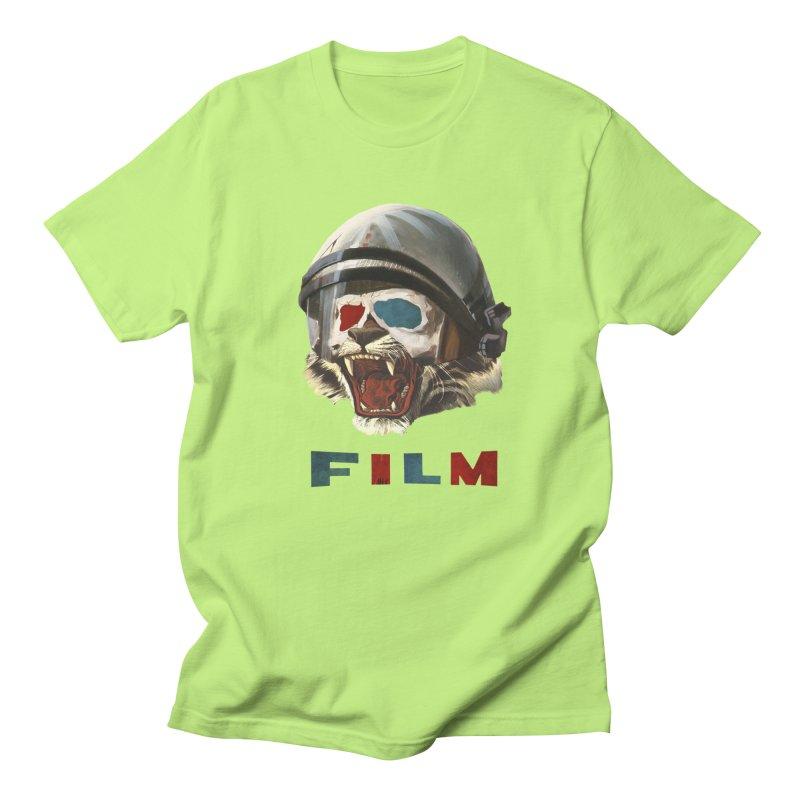 Film Tiger Men's Regular T-Shirt by Moon Patrol