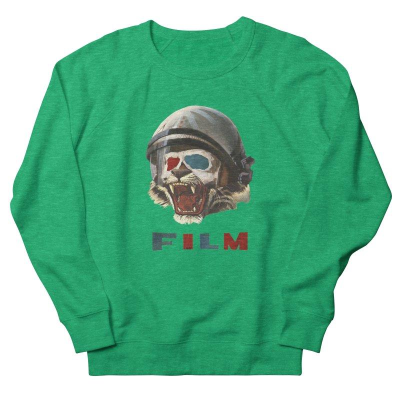 Film Tiger Women's French Terry Sweatshirt by Moon Patrol