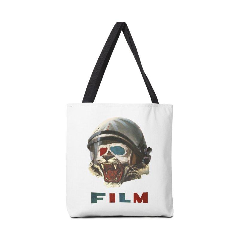 Film Tiger Accessories Tote Bag Bag by Moon Patrol