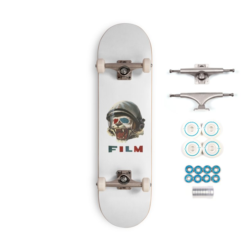 Film Tiger Accessories Complete - Basic Skateboard by Moon Patrol