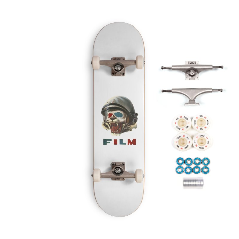 Film Tiger Accessories Complete - Premium Skateboard by Moon Patrol