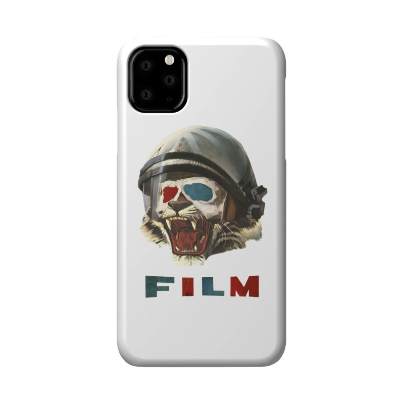 Film Tiger Accessories Phone Case by Moon Patrol