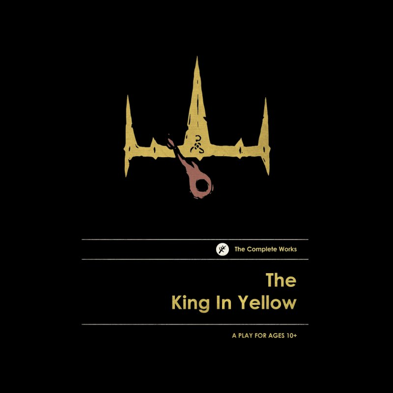 The King in Yellow by Moonskinned