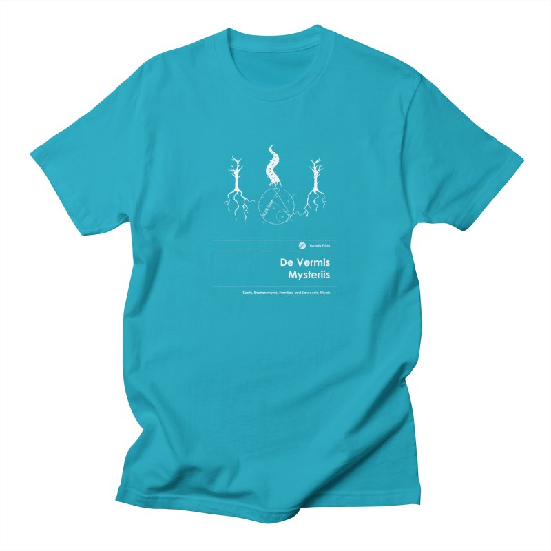 De Vermis Mysteriis (Special Edition) Men's T-Shirt by Moonskinned