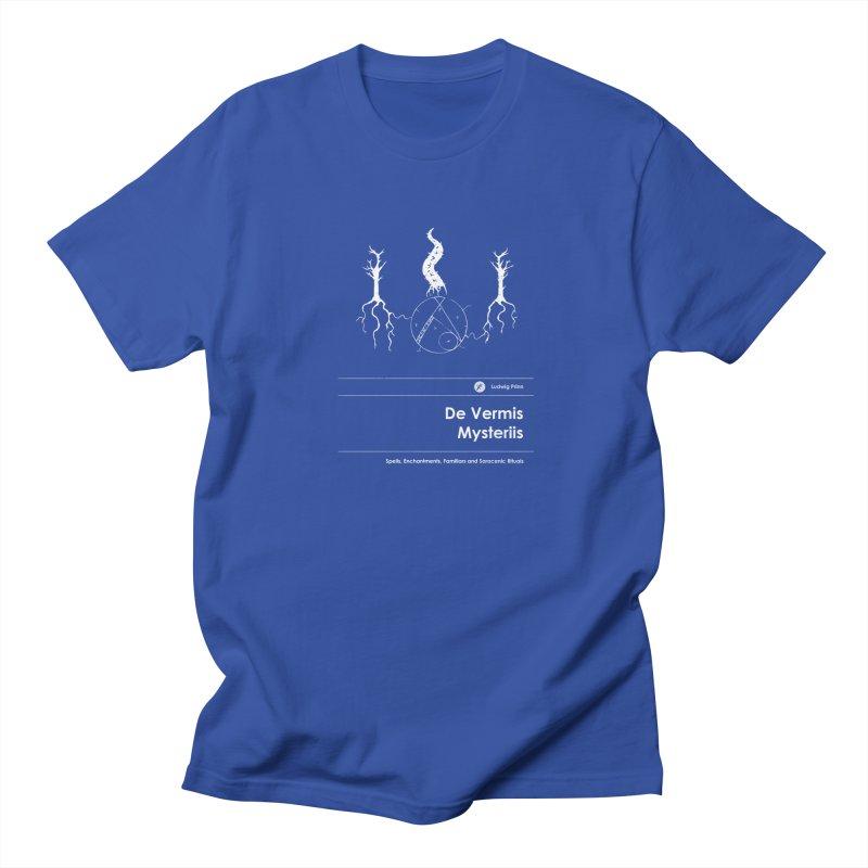 De Vermis Mysteriis (Special Edition) Women's Unisex T-Shirt by Moonskinned