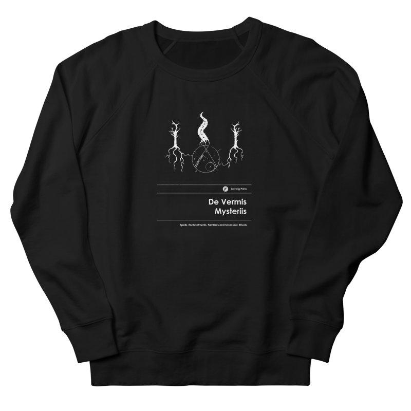De Vermis Mysteriis (Special Edition) Men's Sweatshirt by Moonskinned