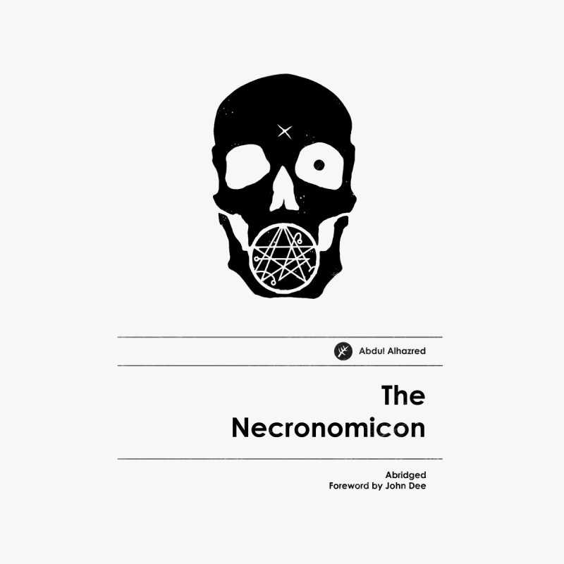 The Necronomicon (Special Edition) None  by Moonskinned