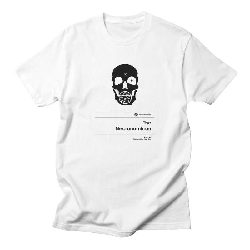 The Necronomicon (Special Edition) Women's T-Shirt by Moonskinned